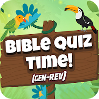 Bible Quiz Time Genesis - Revelation