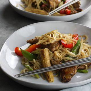 Chicken Stir Fry Egg Noodles Recipes