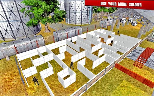 Army Training camp Game screenshot 08