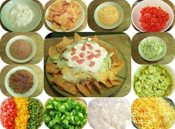 Dorito Nachos Recipe