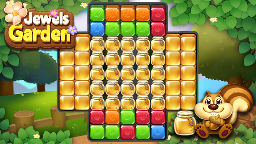 Jewels Gardenu00ae : Blast Puzzle Game 1.2.2 de.gamequotes.net 3