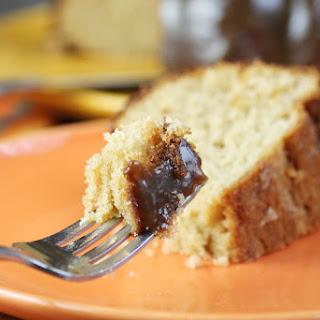 Brown Sugar Bundt Cake with Butterscotch Glaze