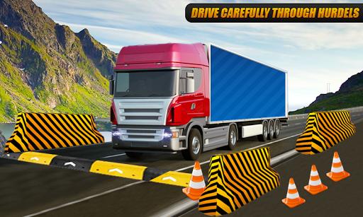 Euro Truck Simulator Driver 3D 2018 for PC