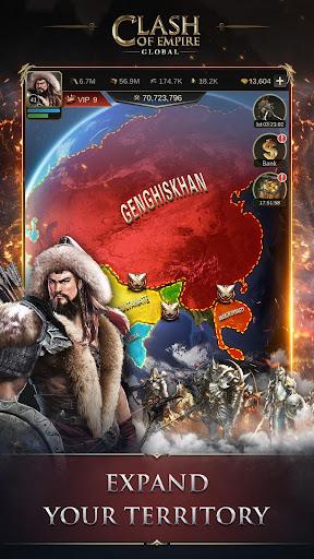 Clash of Empire: Epic Strategy War Game 5.16.1 screenshots 2