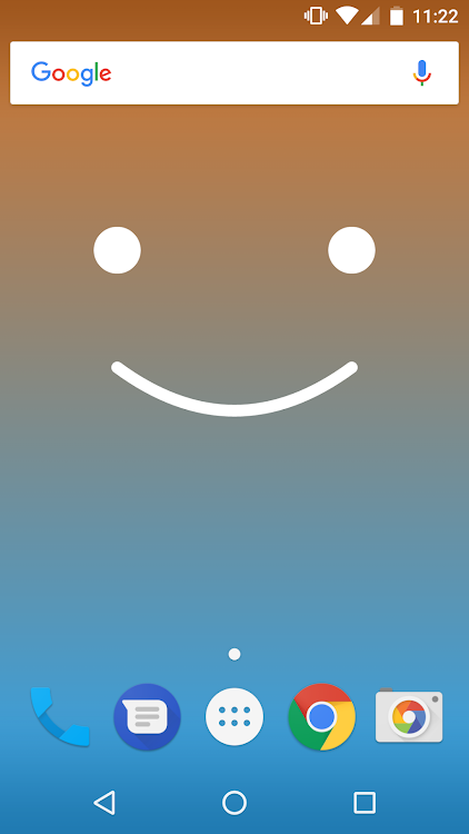 Aroma Minimal Funny Colorful Live Wallpaper Android