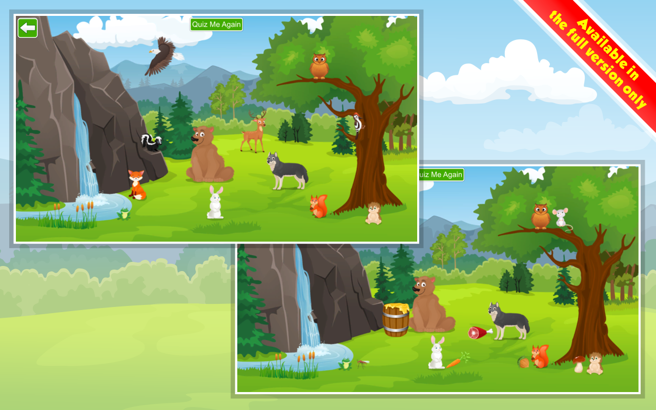 Kids Learn about  Animals- screenshot