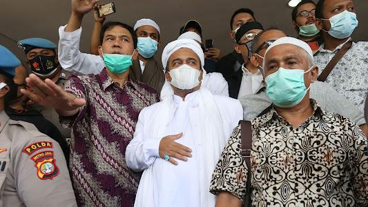 Hindari Pemblokiran Dana Lewat Rekening, Habib Rizieq dan Pengikutnya Bakal Kompak Lakukan Ini...