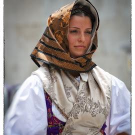 by Antonello Madau - People Portraits of Women
