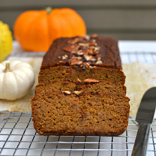 Coconut Flour Pumpkin Bread Recipes