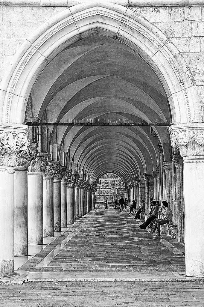 Palazzo Ducale Venezia di Massimo Tiozzo