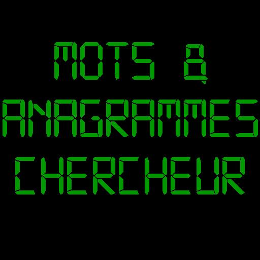 Mots & Anagrammes Chercheur (app)