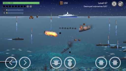 Sea Battle : Submarine Warfare screenshots 7