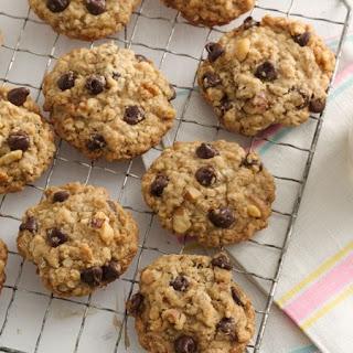 Oatmeal-Chocolate Chip Cookies.