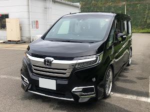 ステップワゴンスパーダ RP5 SPADA HYBRID G・EX Honda SENSINGのカスタム事例画像 アキトさんの2018年09月01日17:38の投稿