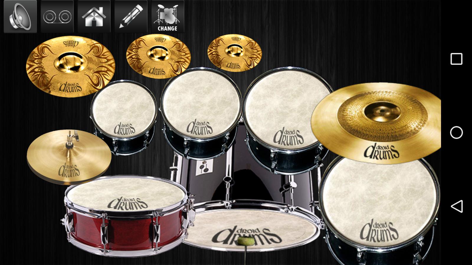Download Drum Live Real drum set drum kit music drum beat APK Android