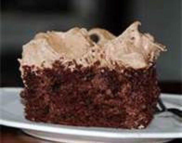 Triple Chocolate Tres Leches Cake - Steph Recipe