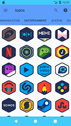 Sixmon - Icon Pack APK screenshot thumbnail 7