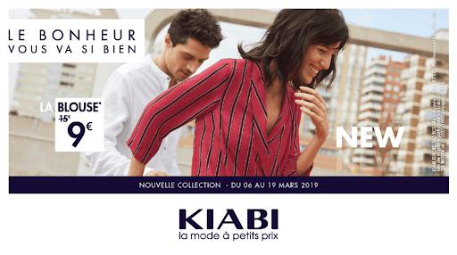 Nouvelle collection Kiabi