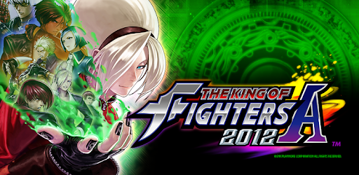 THE KING OF FIGHTERS-A 2012(F) for PC