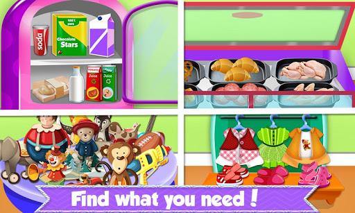 Baby Supermarket - Grocery Shopping Kids Game screenshot 3