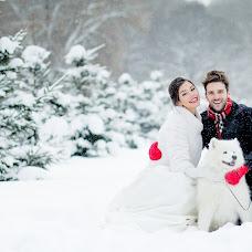 Wedding photographer Darya Voronina (Aniva1935). Photo of 23.01.2016