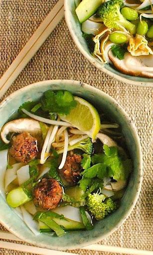 Asian Food Wallpapers
