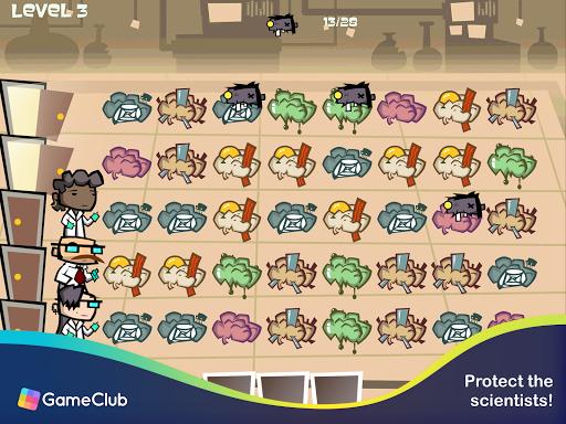 Zombie Match Defense: Fun, Brainy Match-3 Puzzles 1.2.78 screenshots 8