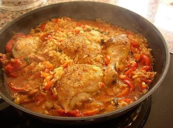 Chicken With Rice Chorrera Recipe