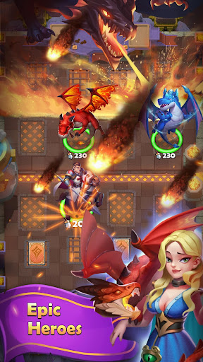 Duel Heroes: Magic TCG card battle game Apk 1