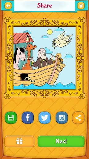 Bible Coloring Book Apps Apk Free Download For Android PC Windows Screenshot