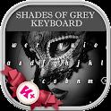 Shades of Grey Keyboard icon