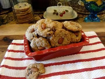 BONNIE'S ALMOND JOY COOKIES--Gluten-Free