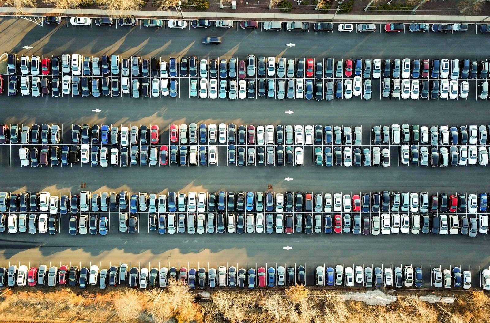 How to find a parking space - Image 2