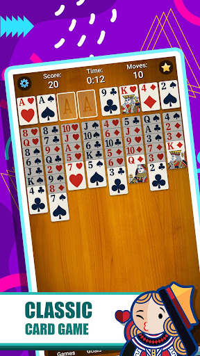 FreeCell Solitaire 5.4.0.3366 screenshots {n} 2