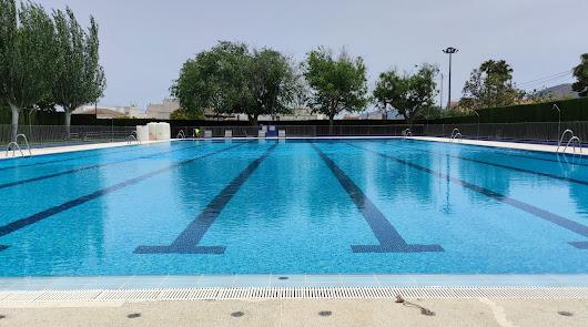 La piscina de Huércal-Overa abrirá gratis este sábado para todos