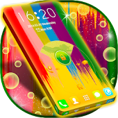 Lock Screen Color