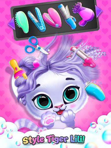 Kiki & Fifi Bubble Party - Fun with Virtual Pets  screenshots 9