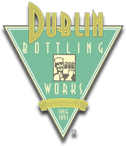 Logo for Dublin Bottling Works Vanilla Cream Soda