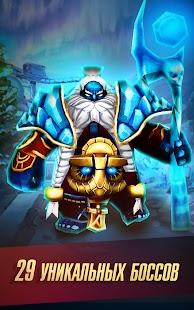 Defenders 2: Tower Defense CCG Screenshot