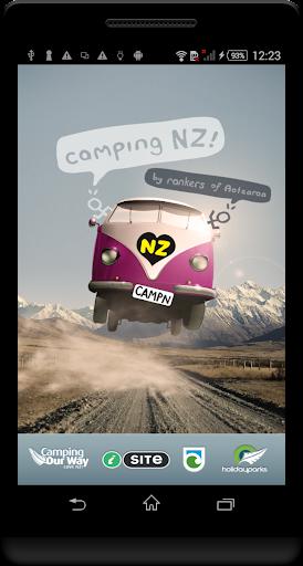 Rankers Camping NZ 3.12.4 screenshots 1