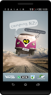 Rankers Camping NZ - náhled