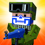 RULES OF BATTLE: Royale survival online pixel FPS