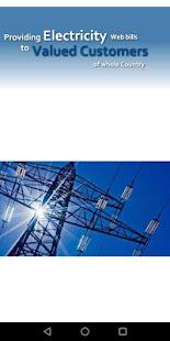Download Wapda Electricity Power Companies Billing For PC Windows and Mac apk screenshot 1