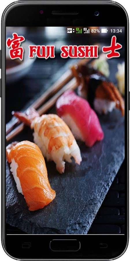 Fuji Sushi- screenshot