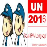 Soal UN IPA SMP-MTs Lengkap Icon