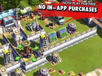 Zombie Anarchy: Survival Strategy Game APK screenshot thumbnail 7