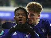 Anderlecht va prolonger Francis Amuzu