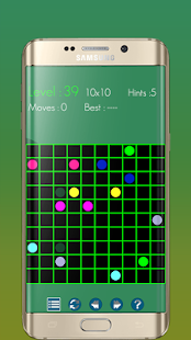Link Color Dots - Logical Move Matching Arts - náhled