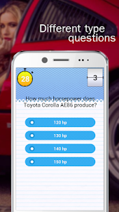 Quiz for Toyota Corolla AE86 Fans - náhled
