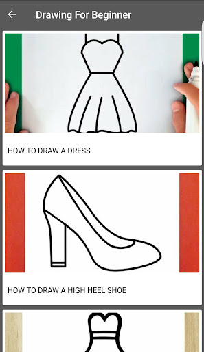 Foto do Learn to Draw Dresses